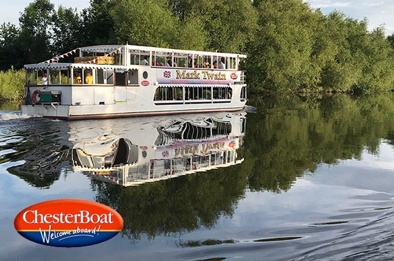 Chester city cruise - from £1.50pp