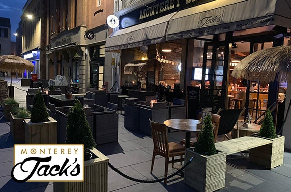 Monterey Jack's burgers & drinks - Hamilton or Airdrie