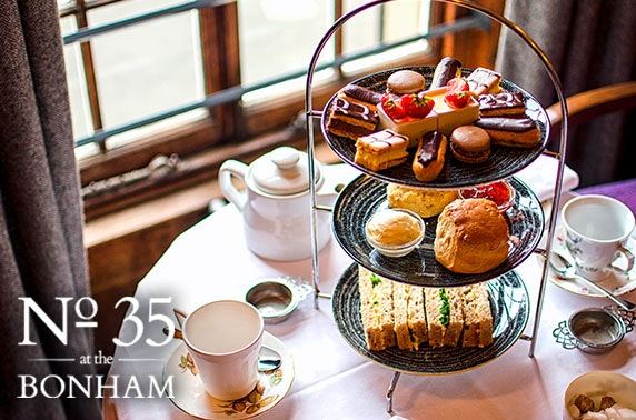 4* The Bonham afternoon tea