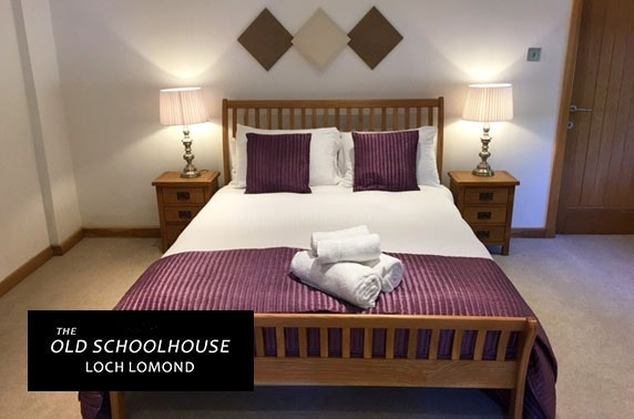 Loch Lomond group getaway - from £14pppn