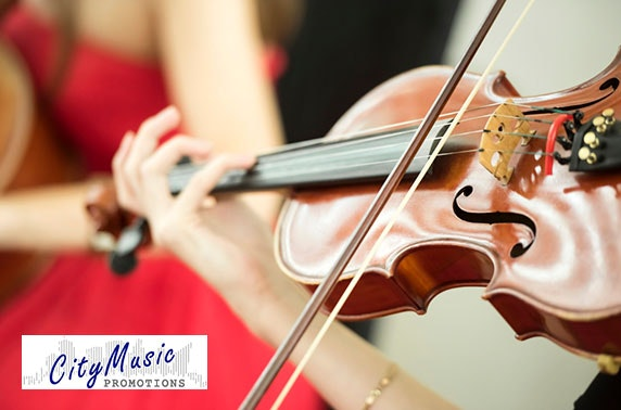 Vivaldi's Four Seasons at Christmas, St George's Hall