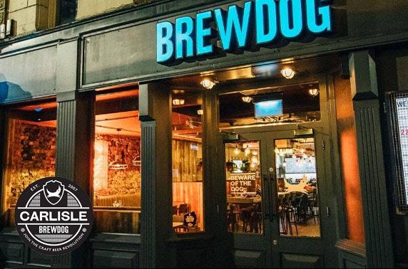 BrewDog Carlisle dining & drinks