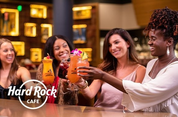 Hard Rock Cafe cocktail masterclasses