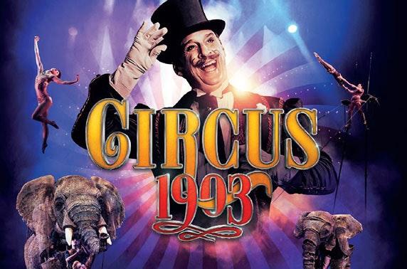 Circus 1903, The Lowry