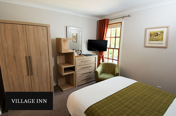 Village Inn stay, Arrochar - from £59