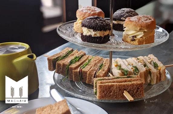 Brand-new Machair, afternoon tea - £6pp