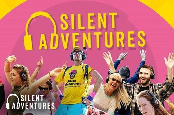 Silent disco tour of Manchester