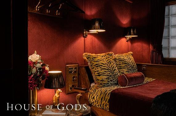 Brand-new House of Gods stay, Edinburgh City Centre