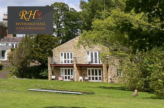 Northumberland self-catering stay - valid until April 2021!