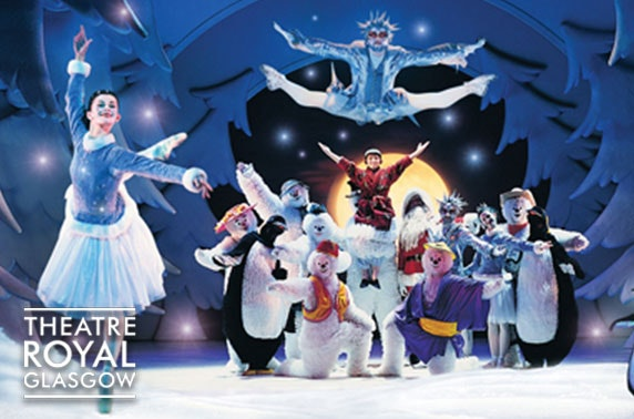 The Snowman at the Theatre Royal