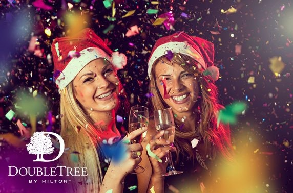 Christmas party & entertainment, DoubleTree by Hilton; City Centre
