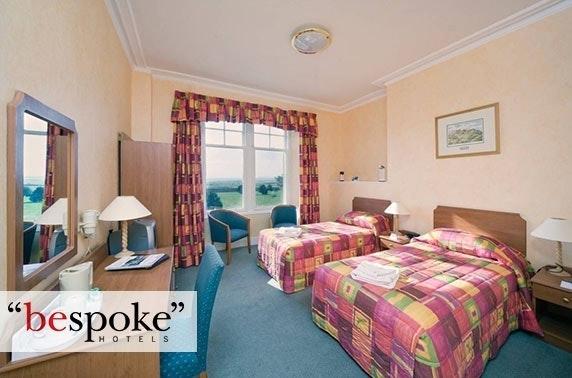 Dornoch Hotel stay