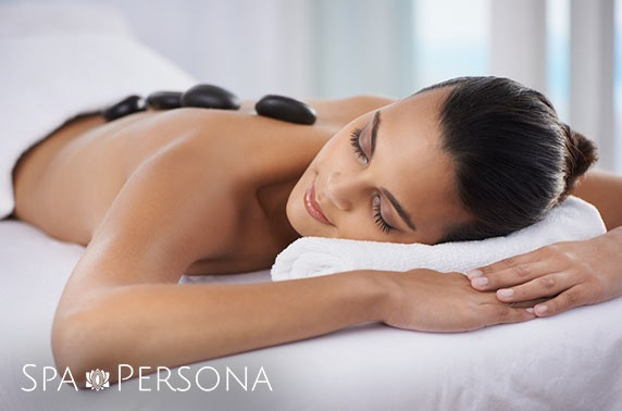 Spa Persona treatments, Loch Lomond - from £19pp