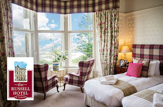 St Andrews DBB - from £109