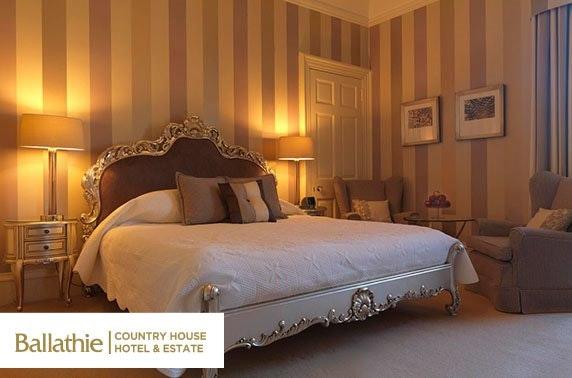 4* Ballathie House Hotel, Perthshire