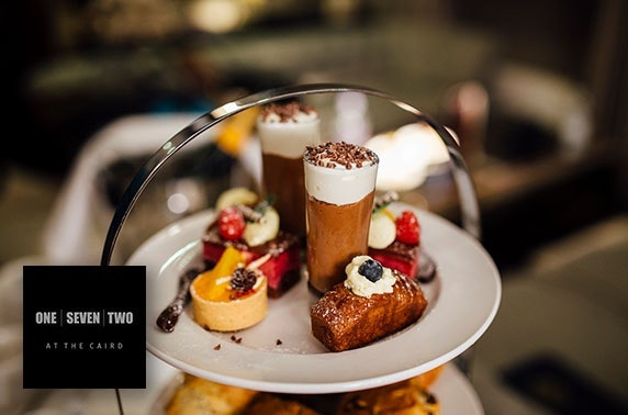 172 The Caird Bar & Restaurant afternoon tea