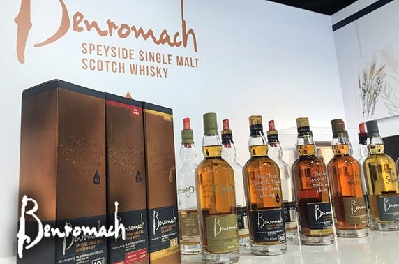 Benromach Distillery tour & tasting