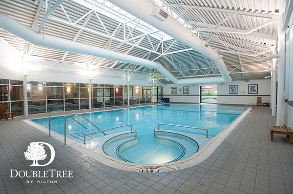 Leisure day with voucher spend, DoubleTree by Hilton Edinburgh Airport