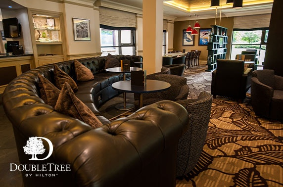 DoubleTree by Hilton Edinburgh Airport stay