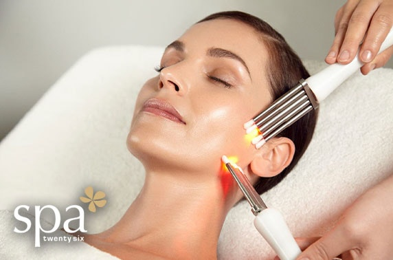 CACI facial lift at Spa Twenty Six, Southside