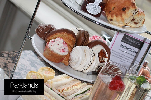 4* Parklands Hotel afternoon tea, Perth