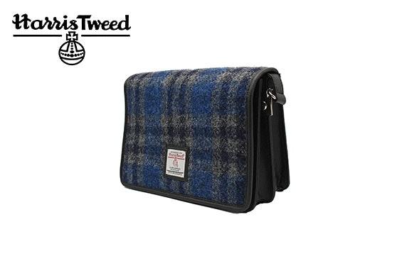 Harris Tweed shoulder bag