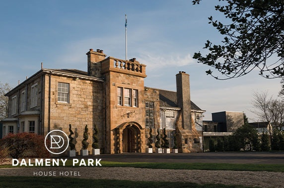 Dalmeny Park House Hotel stay