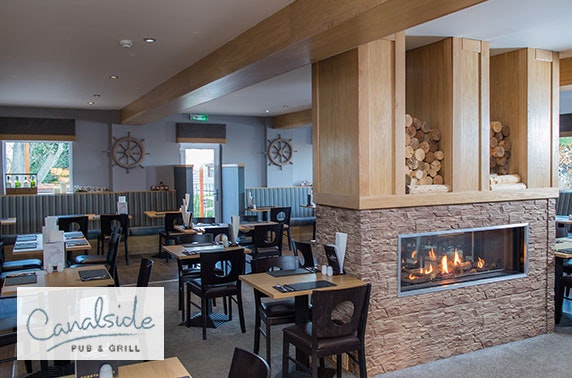 The Canalside Pub & Grill dining & wine