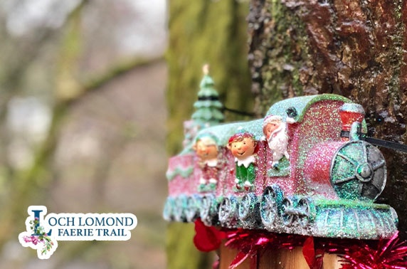 Loch Lomond Faerie Trail festive adventure - from £8pp