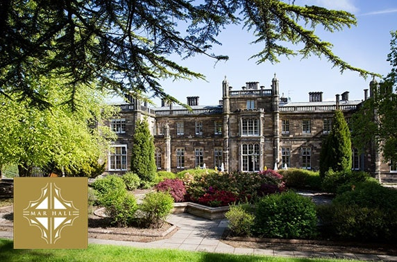 5* Mar Hall 6 course tasting experience