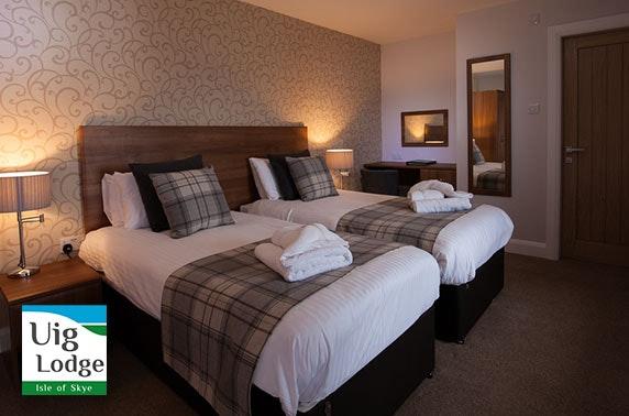 Stunning Isle of Skye getaway - from £59