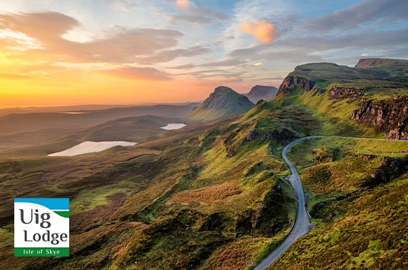 Stunning Isle of Skye getaway - from £59