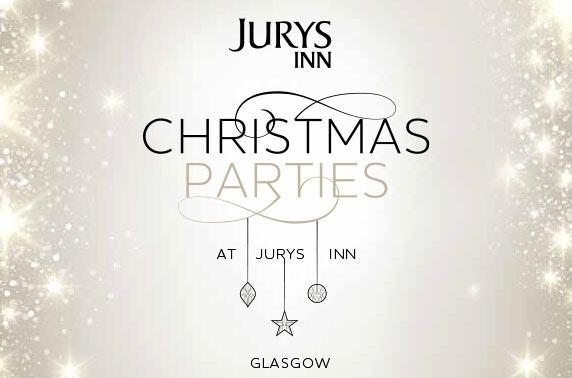 Christmas party, 4* Jurys Inn Glasgow