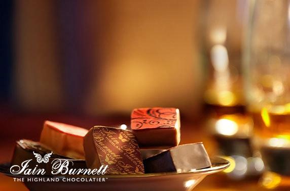 Award-winning at home chocolate tasting