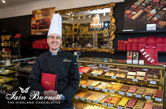 Award-winning at home chocolate tasting