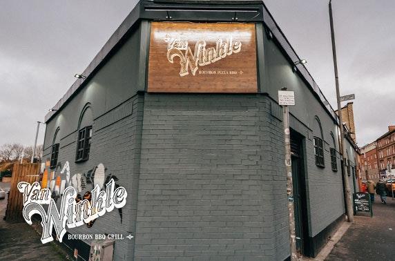 Van Winkle burgers & beer, East End