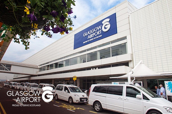 Glasgow Airport lounge access & priority security