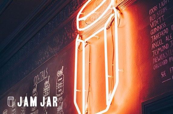 Jam Jar dining, Jesmond