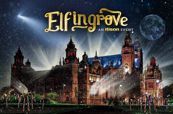 Exclusive presale: Elfingrove Silent Snow Disco