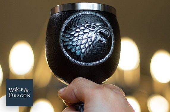 Game of Thrones merchandise voucher spend