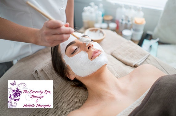 The Serenity Spa treatments, Broughty Ferry