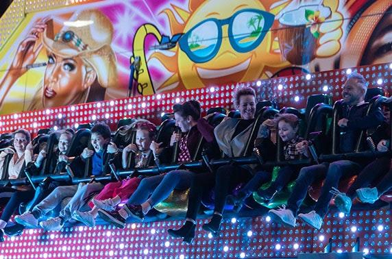 The IRN-BRU Carnival, SEC