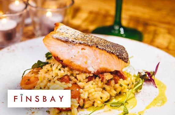 Finsbay Prosecco dining, Milngavie