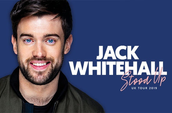 Jack Whitehall: Stood Up at SSE Hydro - £22pp