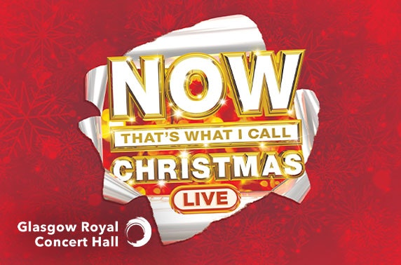 Now That's What I Call Christmas, Glasgow Royal Concert Hall