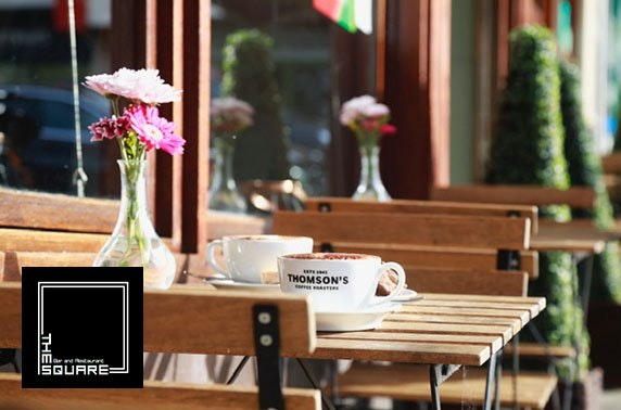The Square West End dining - from £4.50pp