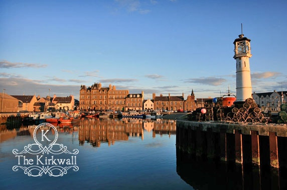 The Kirkwall Hotel, Orkney