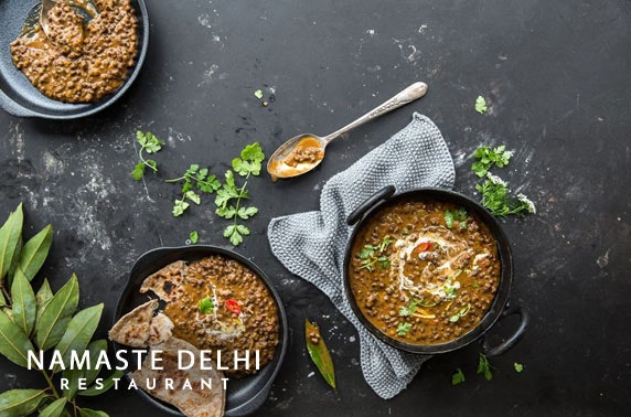 Namaste Delhi Cooking class, City Centre
