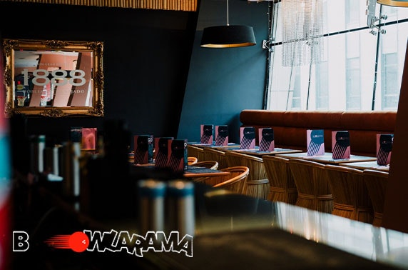 Brand new Bowlarama, City Centre