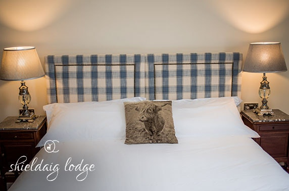 Shieldaig Lodge stay, Gairloch - valid 7 days!